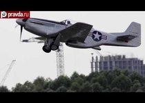 Фестиваль ретро-самолетов на Украине