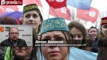 Порошенко отдает Крым туркам