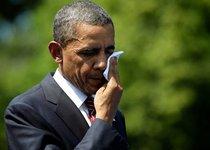 Обама придумал новый способ курения марихуаны