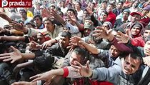 """В США называют беженцев """"бешеными собаками"""""""