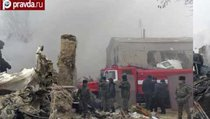 Катастрофа Boeing в Киргизии: десятки погибших