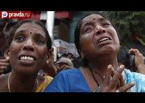 Обрушение здания в Индии привело к гибели людей