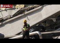 Землетрясение в Италии: число жертв растет