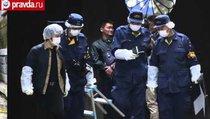 Теракт в Японии: взрыв на территории храма