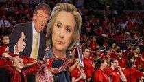 """Европа ненавидит Трампа и мечтает о Клинтон"""