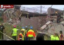 В ЮАР рухнул торговый центр