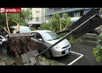 Супертайфун бушует в Китае: более 800 тысяч пострадавших