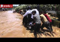 Наводнение в Индии унесло тысячи жизней