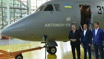 Украинский «Антонов» пытается «обрезать крылья» российским самолетам