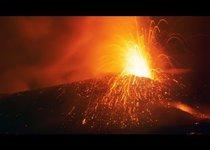 Люди селятся около вулканов