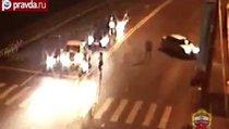 Кавказцы, обстрелявшие байкеров в Москве, задержаны