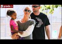 Супермодель Хайди Клум в пятый раз станет мамой