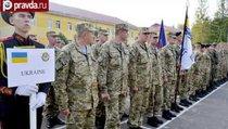 НАТО научит украинскую армию воевать