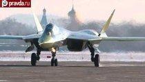 """Новый Т-50: """"незаметный истребитель"""""""