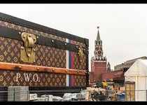 Louis Vuitton пакует чемодан с Красной площади