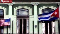 """США и Куба заканчивают """"холодную войну"""""""