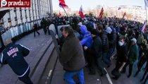 """""""Юго-восток Украины отстаивает право на свободу"""""""