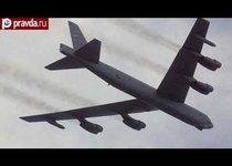 Бомбардировщики США угрожали Китаю?