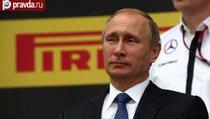 """Владимир Путин признан в США """"ведущим мыслителем"""""""
