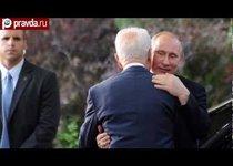 Ближневосточное турне Владимира Путина