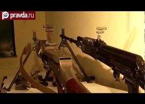 Полиция нашла оружие для целой армии