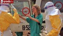 Лихорадка Эбола угрожает миру?
