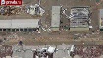 Мощные торнадо пронеслись по США