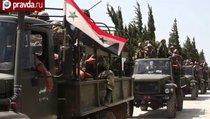 Коалиция США ударила по сирийским войскам