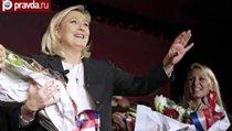 Марин Ле Пен идет на Париж