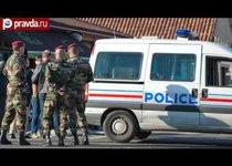Убийца на мотороллере орудует во Франции