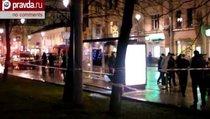 Взрыв на Покровке в Москве 07.12.2015. Без комментариев