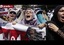 Египет: революция в прямом эфире
