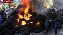 """""""Правый сектор"""" атаковал Порошенко"""