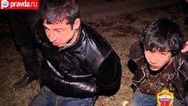 Узбеки забили полицейского кирпичом