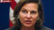Виктория Нуланд шантажирует Киев санкциями