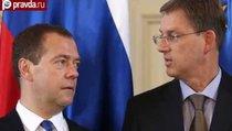 Медведев за  целостность Украины