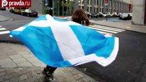Шотландия отказалась от независимости