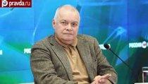 Молдавия запретила Дмитрия Киселева