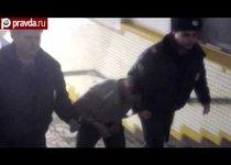 Узбек до смерти забил пассажира метро