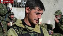 Командир ополчения Гиви убит в Донецке