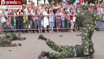 День ВДВ-2015 в Москве. Без комментариев