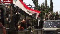 "Штаты поменяли ""Исламское государство"" на Асада?"