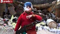 """""""Дети джихада"""" воюют за ИГИЛ"""