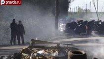Ополченцы снова контролируют Славянск