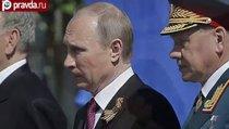 Почему Путин не поздравил Порошенко с Днём Победы