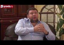 """Илья Константинов: """"Я не люблю политику"""""""