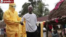 Лихорадка Эбола угрожает США