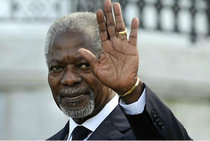 Кофи Аннан покинул свой пост