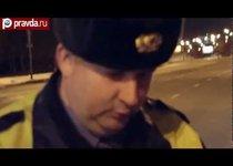 Москвичи устроили облаву на полицию