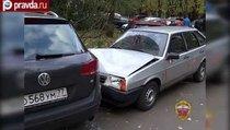 Водитель сбил женщину насмерть прямо у её дома